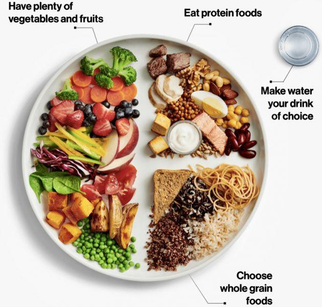 plato saludable canada